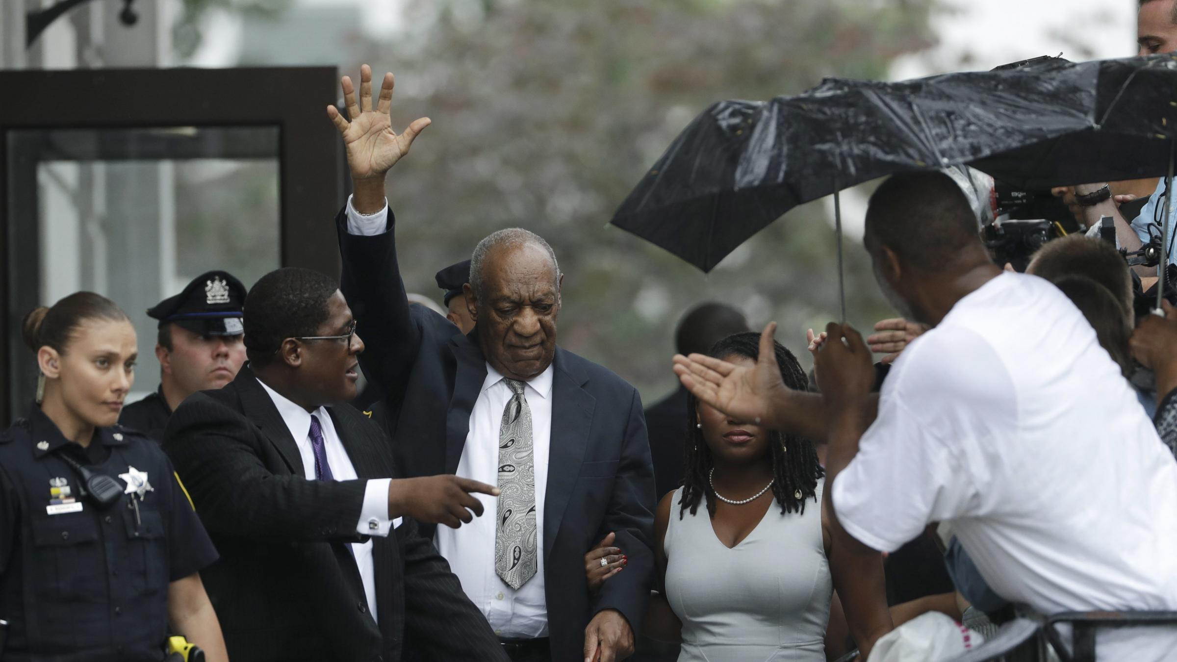 Last day of the Bill Cosby sex assault trial