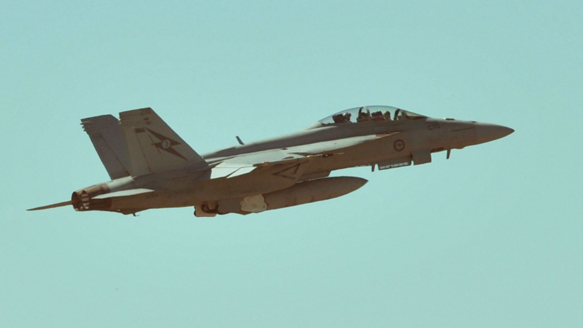 US shoots down Syrian Air Force fighter